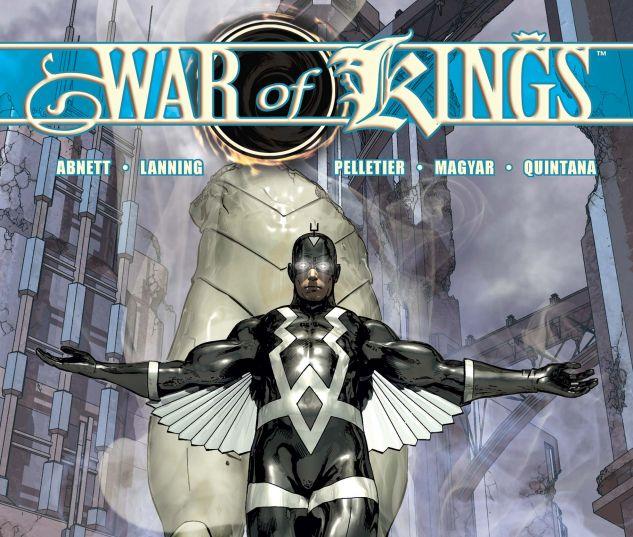 WAR OF KINGS (2009) #4