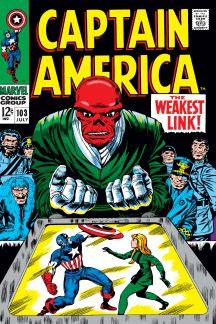 Captain America (1968) #103