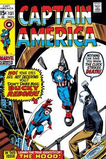 Captain America (1968) #131