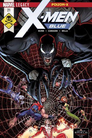 X-Men: Blue (2017) #21