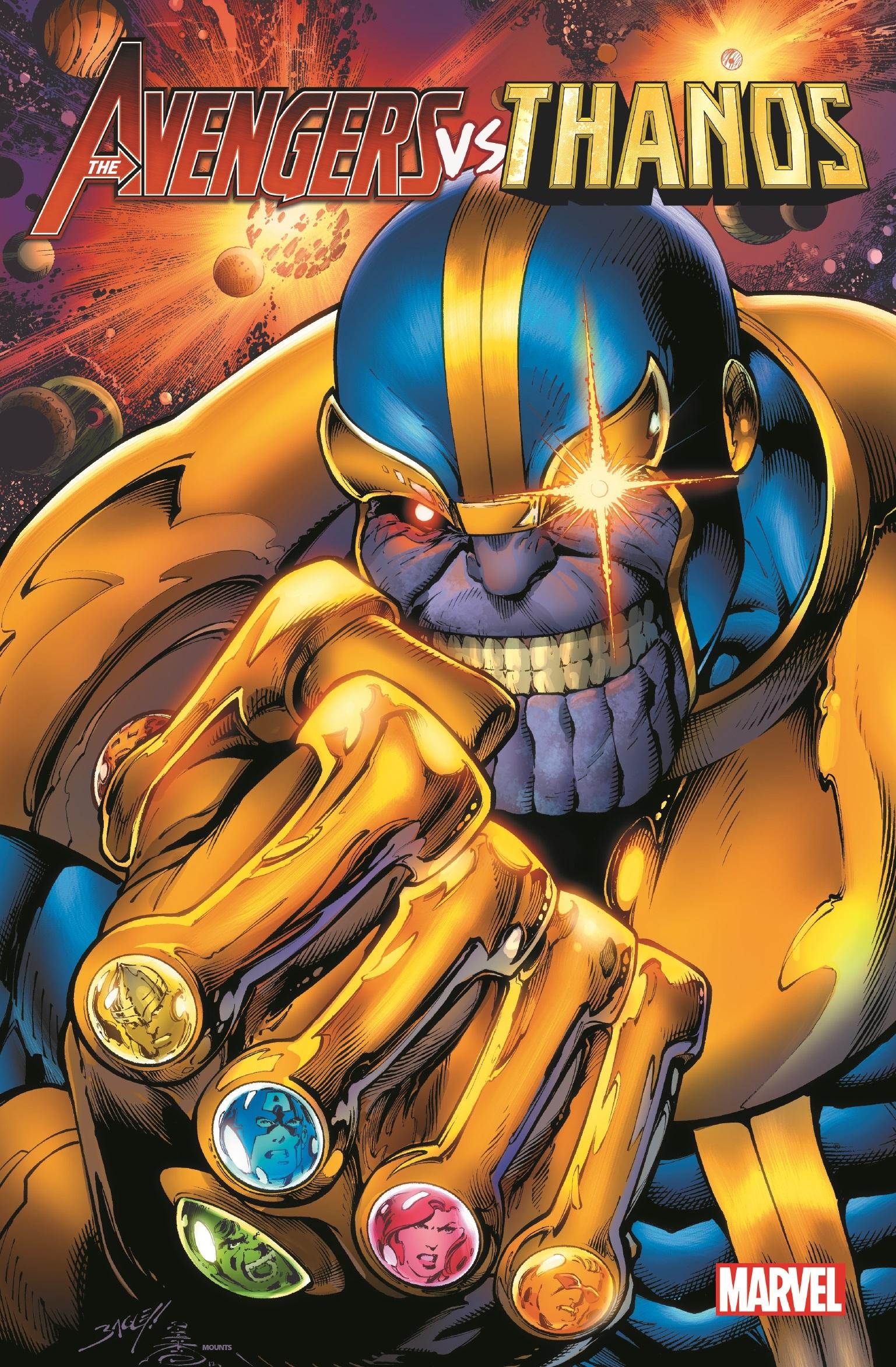 Avengers vs. Thanos (Digest)