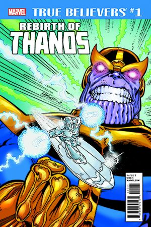True Believers: Rebirth of Thanos #1