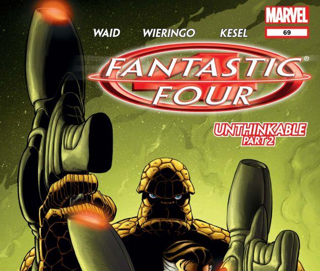 FANTASTIC FOUR (1998) #69