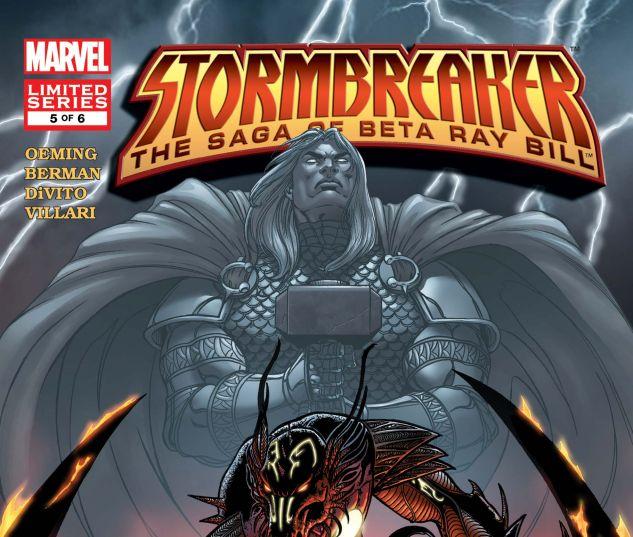 Stormbreaker: The Saga of Beta Ray Bill (2005) #5