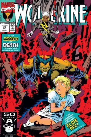 Wolverine (1988) #39