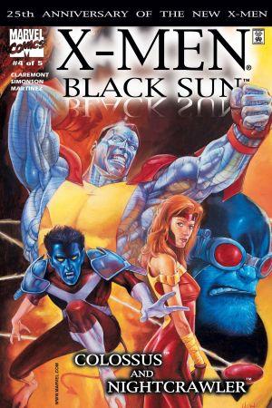 X-Men: Black Sun #4