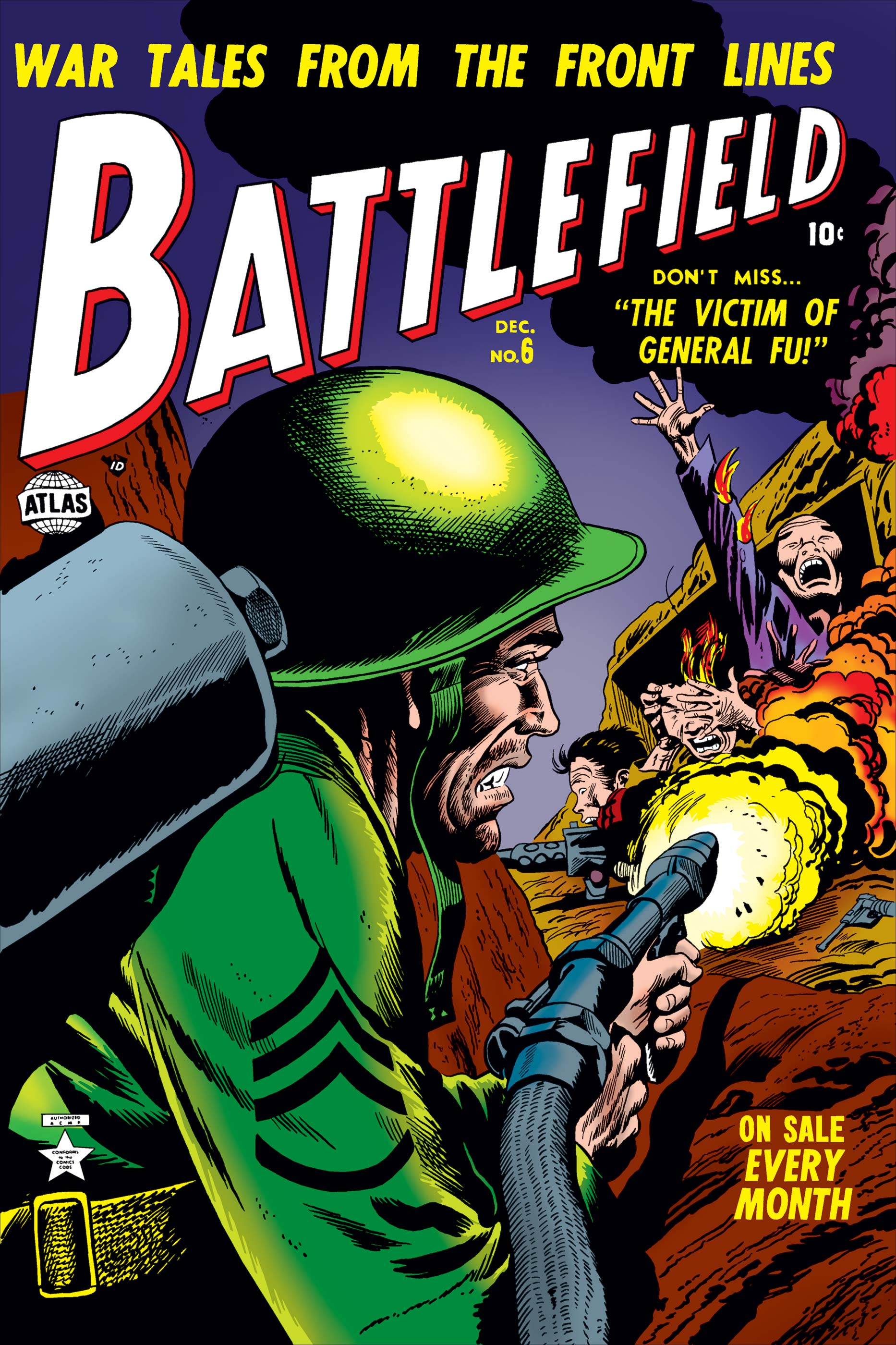 Battlefield (1952) #6