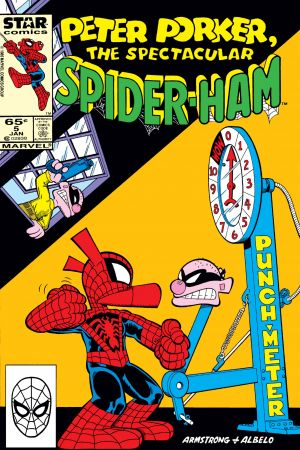Peter Porker, the Spectacular Spider-Ham (1985) #5