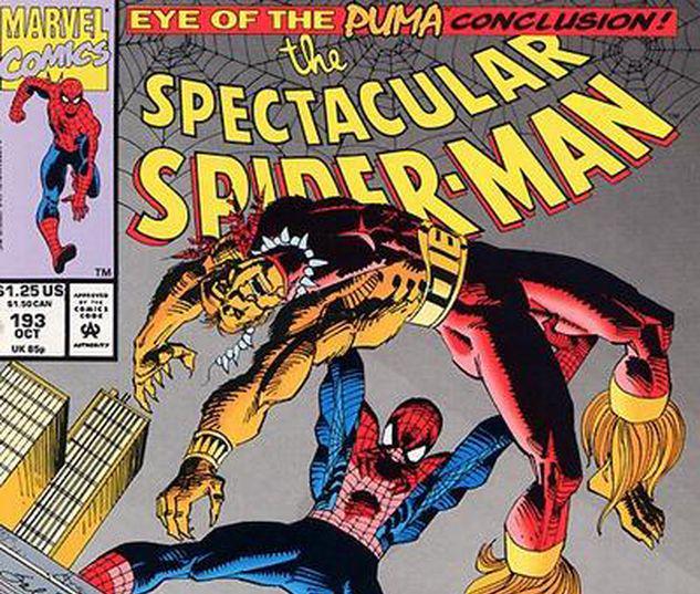 Spectacular Spider-Man #193