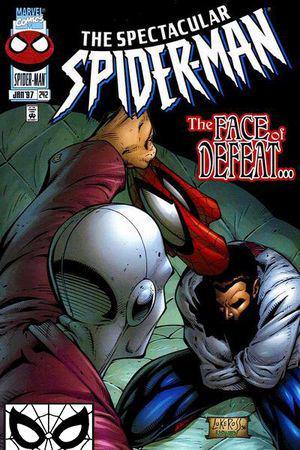 Peter Parker, the Spectacular Spider-Man (1976) #242