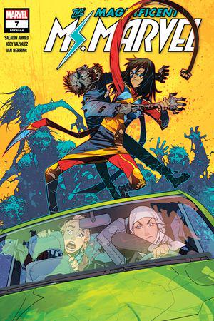 Magnificent Ms. Marvel #7