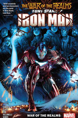 Tony Stark: Iron Man Vol. 3 - War Of The Realms (Trade Paperback)