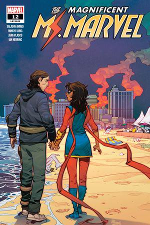 Magnificent Ms. Marvel (2019) #12