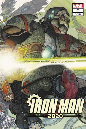 Iron Man 2020 (2020) #2 (Variant)