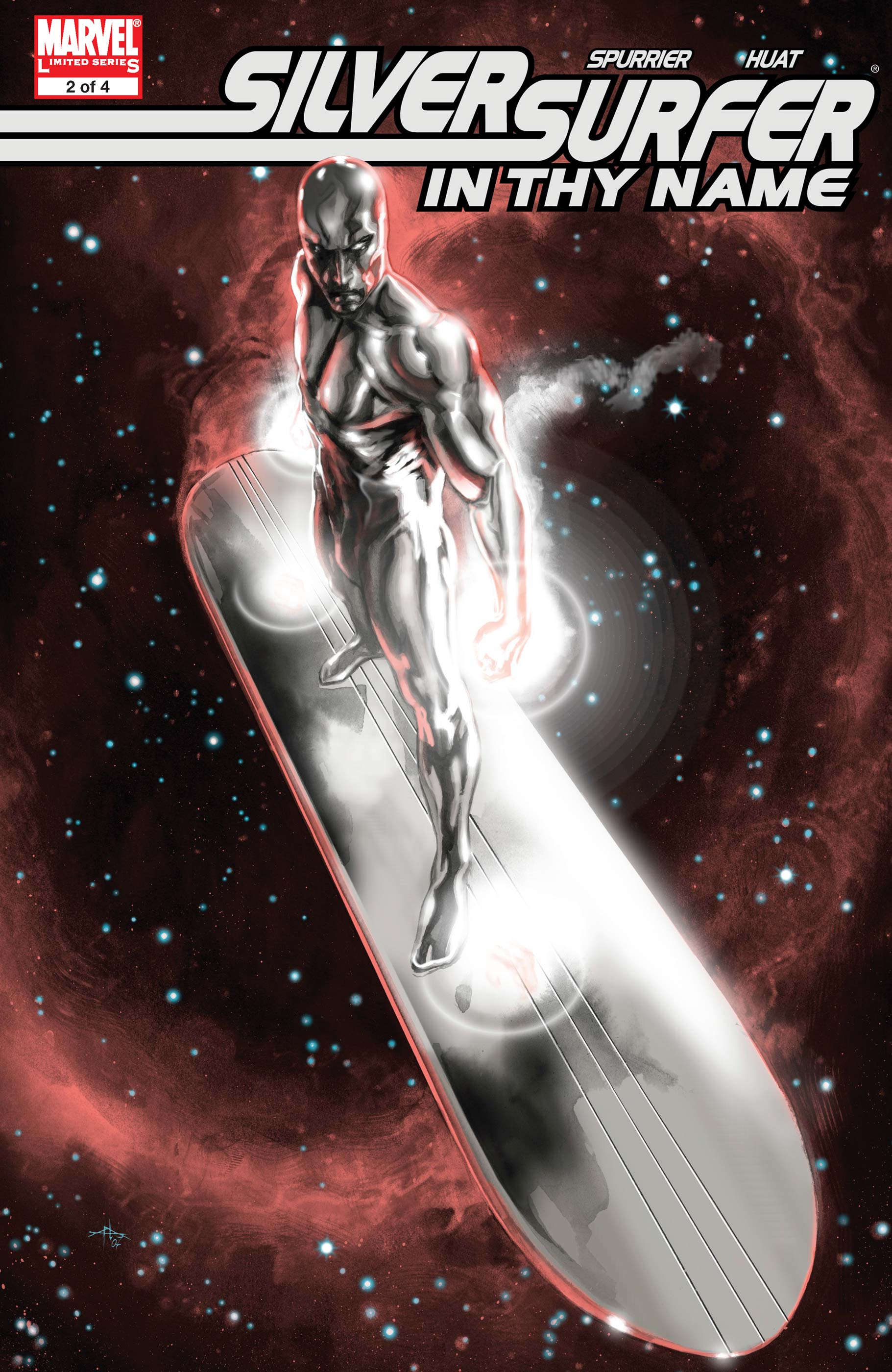 Silver Surfer: In Thy Name (2007) #2