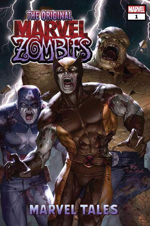 The Original Marvel Zombies: Marvel Tales #1