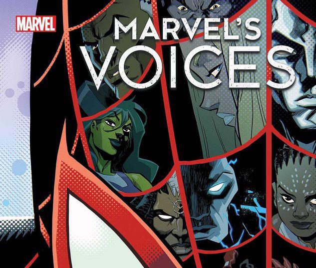 MARVEL'S VOICES 1 #1