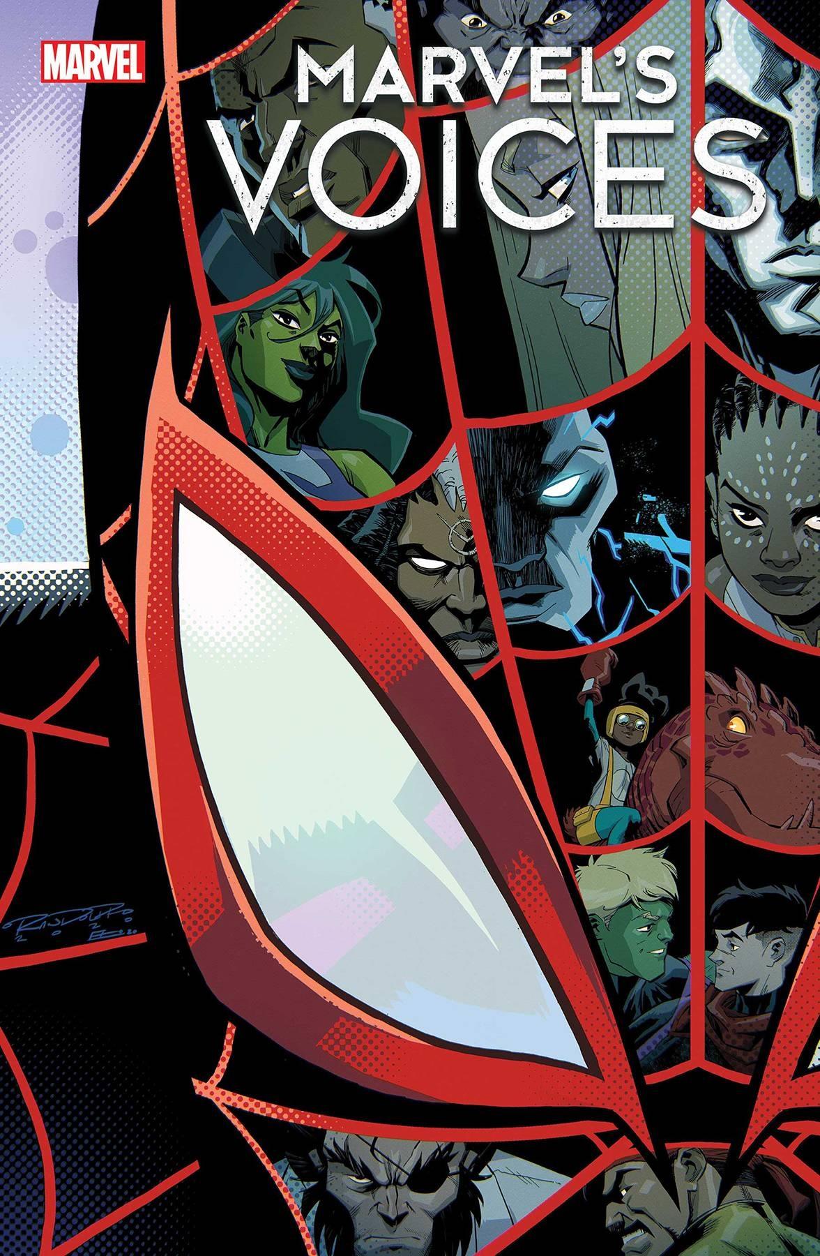 Marvel's Voices (2020) #1