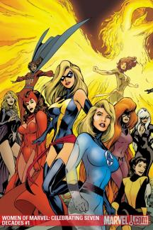 Women of Marvel: Celebrating Seven Decades (2010) #1
