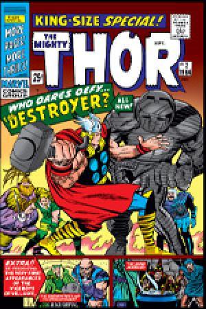 Thor Annual (1966 - 2001)