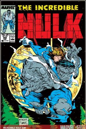 Incredible Hulk #344