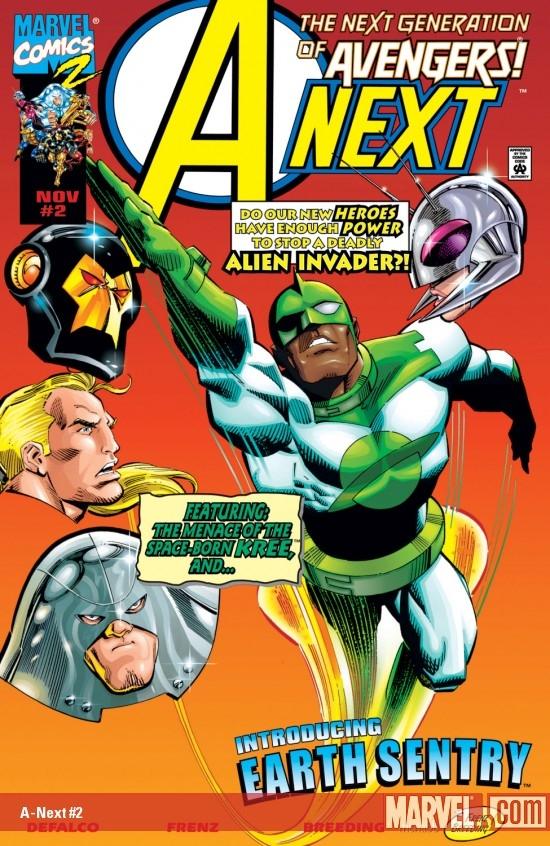 A-Next (1998) #2