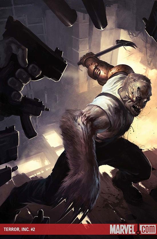 Terror, Inc. (2007) #2