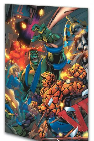 Fantastic Four: The Life Fantastic (Trade Paperback)