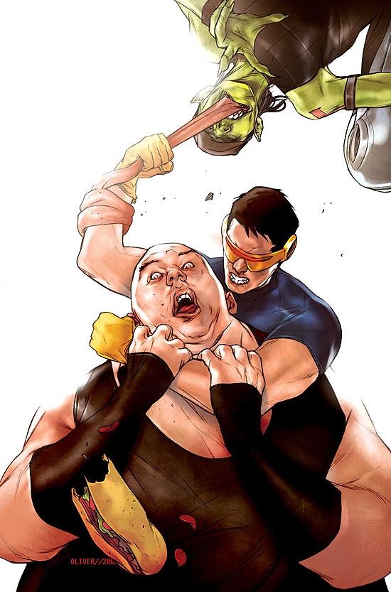Ultimate X-Men (2000) #70