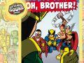 Super Hero Squad (2010) #7 Wallpaper