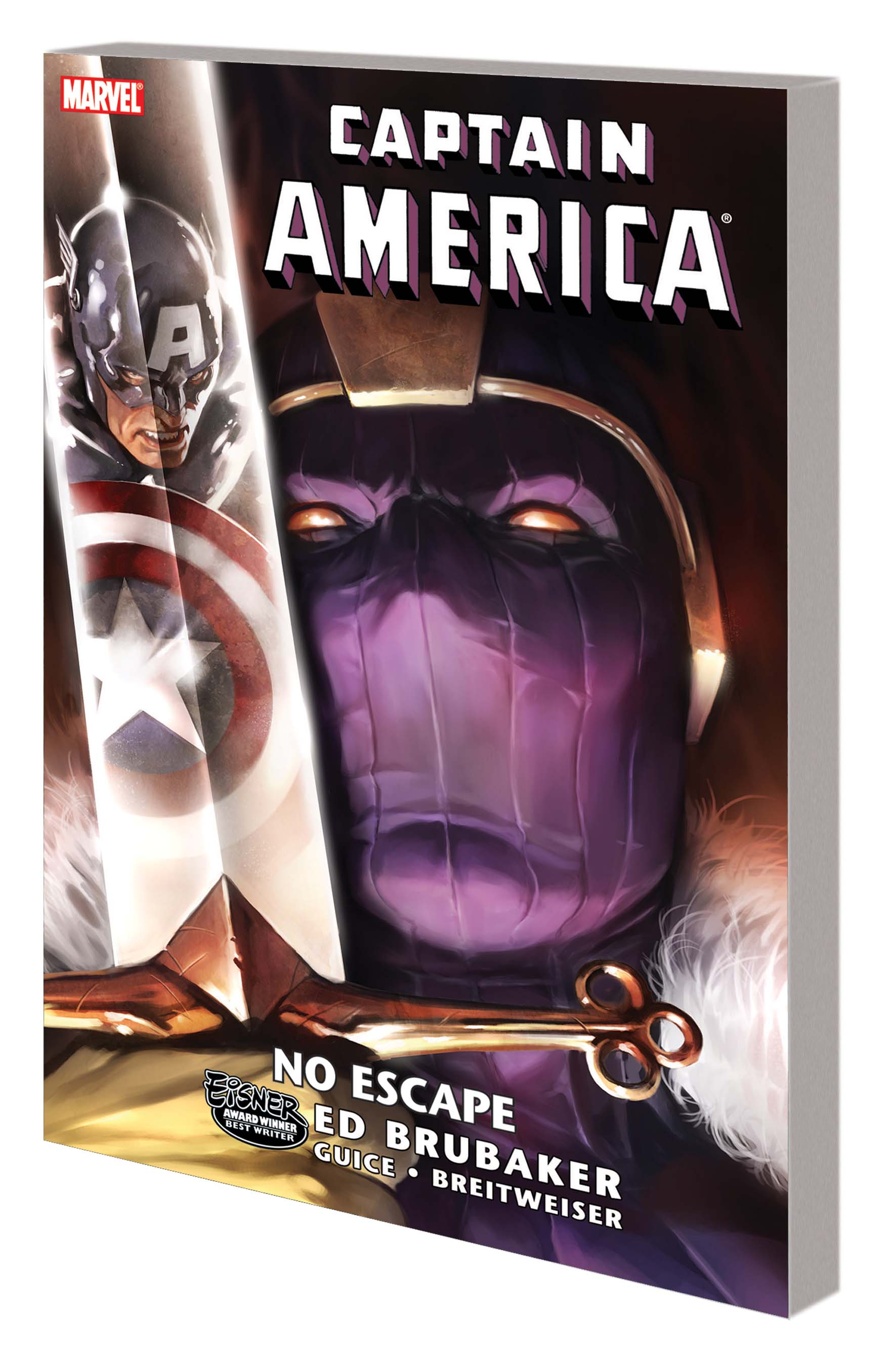 Captain America: No Escape (Trade Paperback)