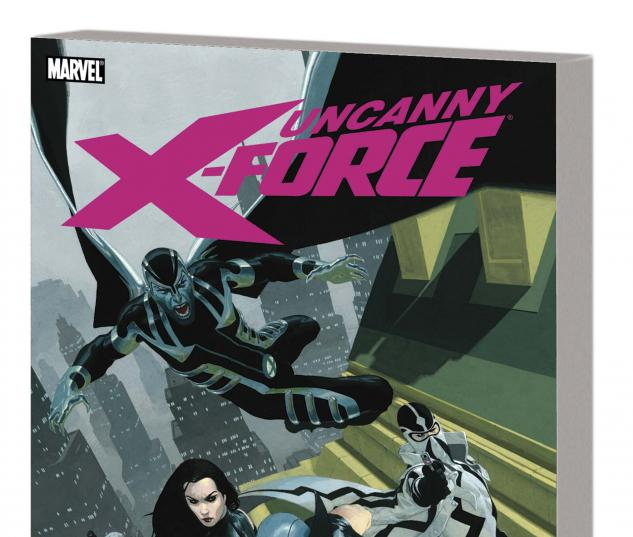 X-Force (Issues 1-6) (2011) #1