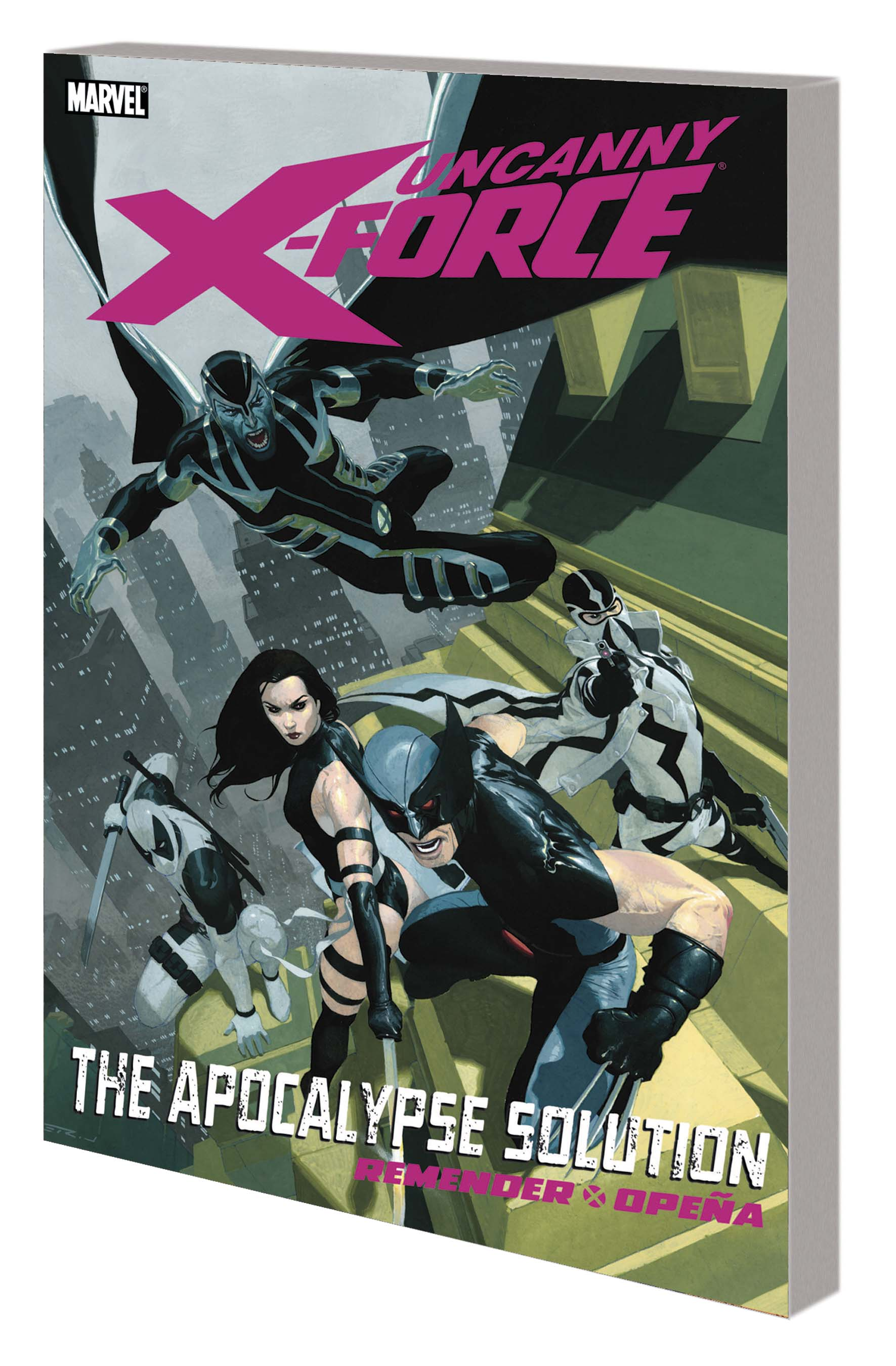 X-Force (Issues 1-6) (Trade Paperback)