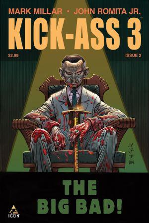 Kick-Ass 3 (2013) #2