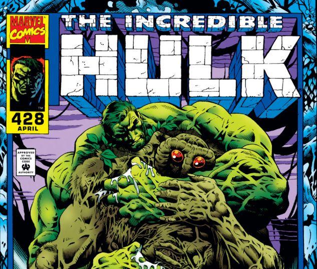 Incredible Hulk (1962) #428 Cover