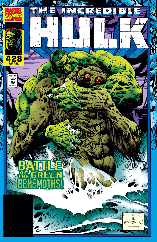 Incredible Hulk (1962) #428