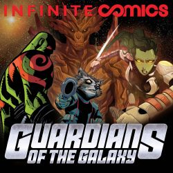 Guardians of the Galaxy Infinite Comic (2013)