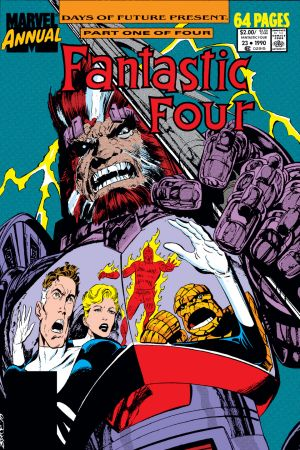 Fantastic Four Annual (1963) #23