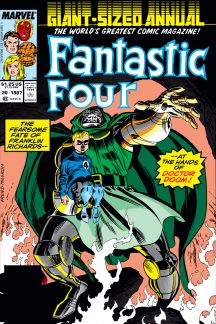 Fantastic Four Annual (1963) #20