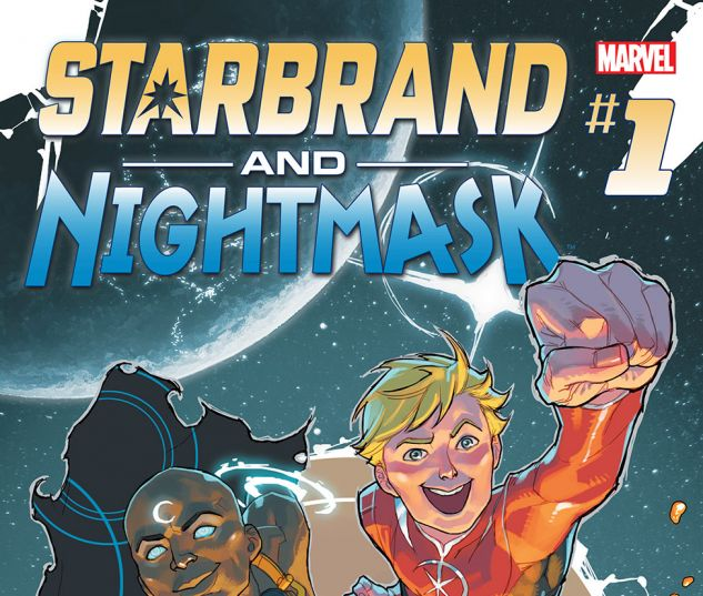 Star Brand and Nightmask #1