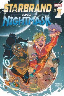 Starbrand & Nightmask #1