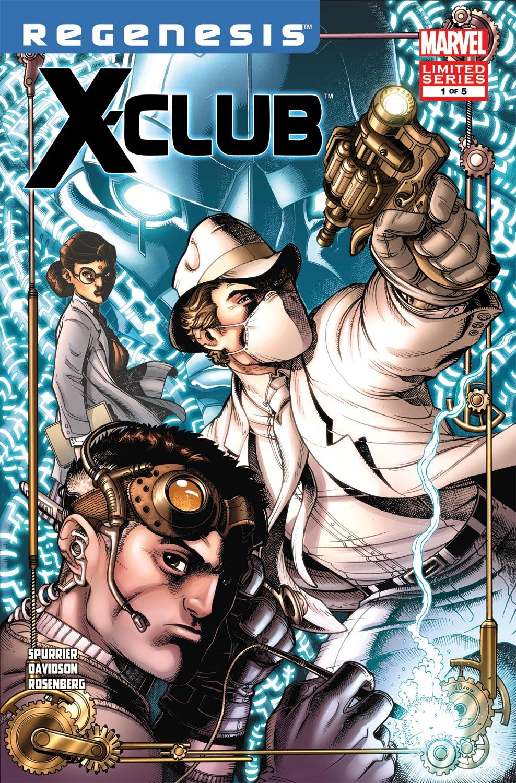 X-Club (2011) #1