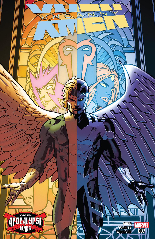 Uncanny X-Men (2016) #7