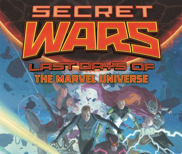Secret Wars: Last Days of the Marvel Universe (2016)