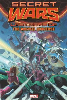 Secret Wars: Last Days of the Marvel Universe (Hardcover)