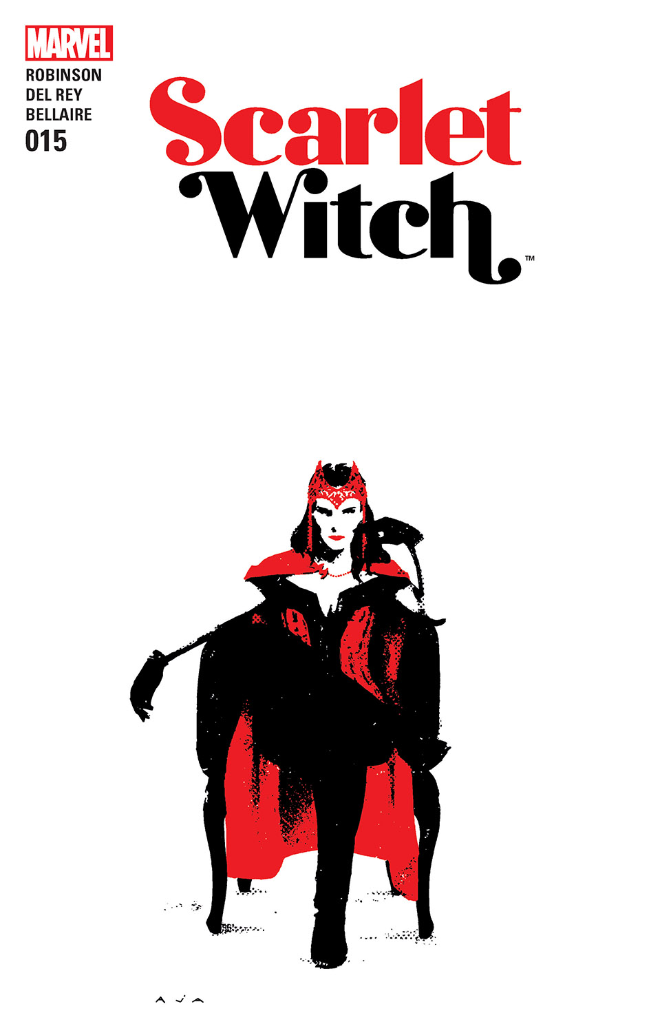 Scarlet Witch (2016) #15