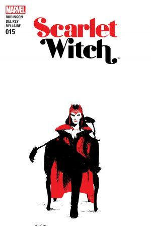Scarlet Witch (2015) #15