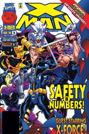 X-Man #18