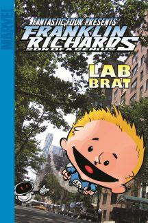 Franklin Richards: Lab Brat (Digest)