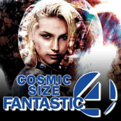 Fantastic Four Cosmic-Size